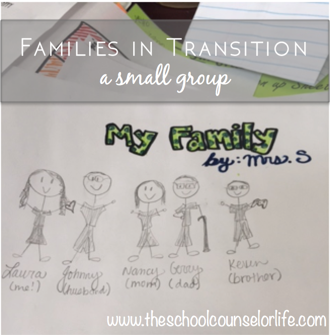 Families in Transition (FIT) Small Groups