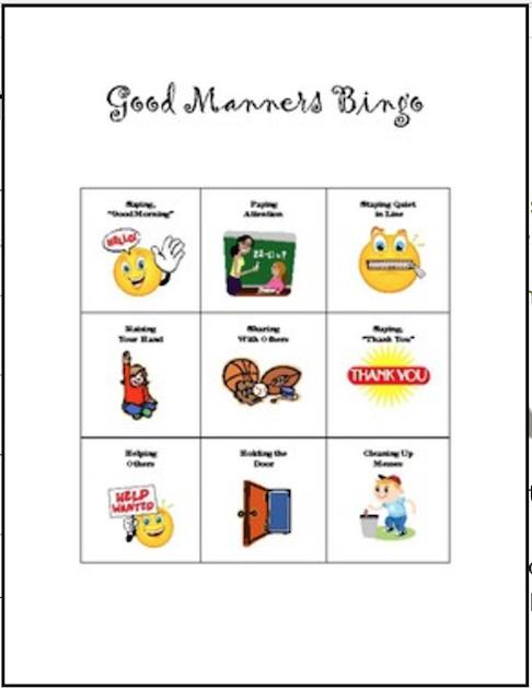 how to play bingo at school